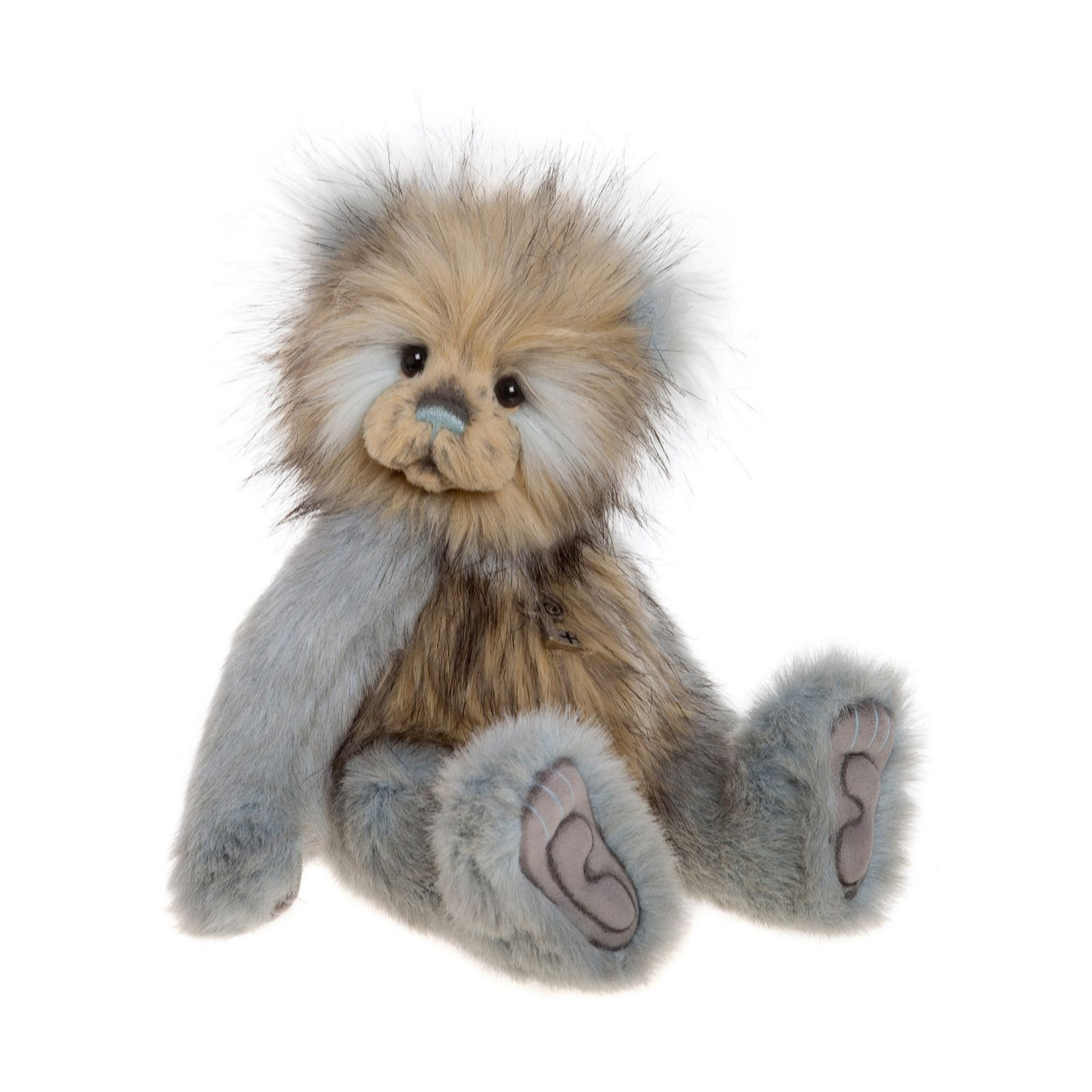 Charlie Bears Leonardo Isabelle Collection High Quality Goods Manufactured