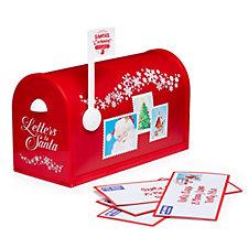 Mr Christmas Santa's Enchanted Mailbox