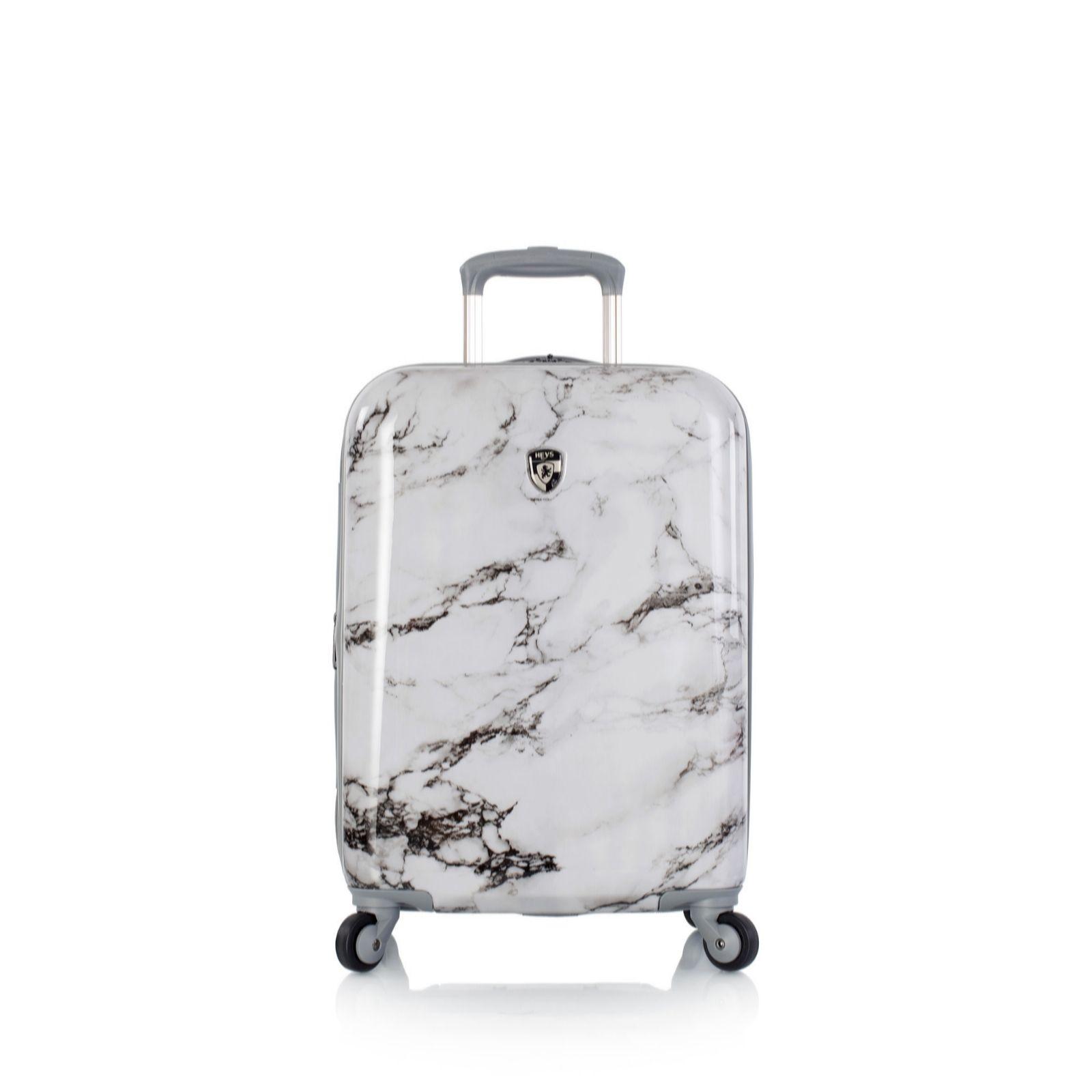 Heys Marble Cabin Suitcase Qvc Uk