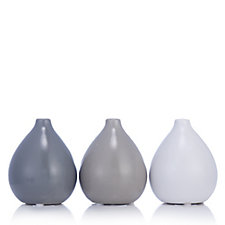 K by Kelly Hoppen Set of 3 Round Vases