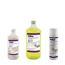 Beldray Sonic Multi Clean 3 Pack Solutions Kit