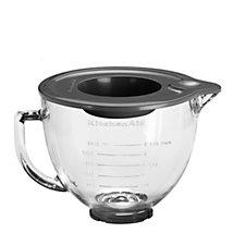 KitchenAid 4.8L Glass Bowl for 4.3L & 4.8L Stand Mixer