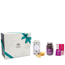 Whittard of Chelsea Very Berry Tea & Biscuits Gift Box