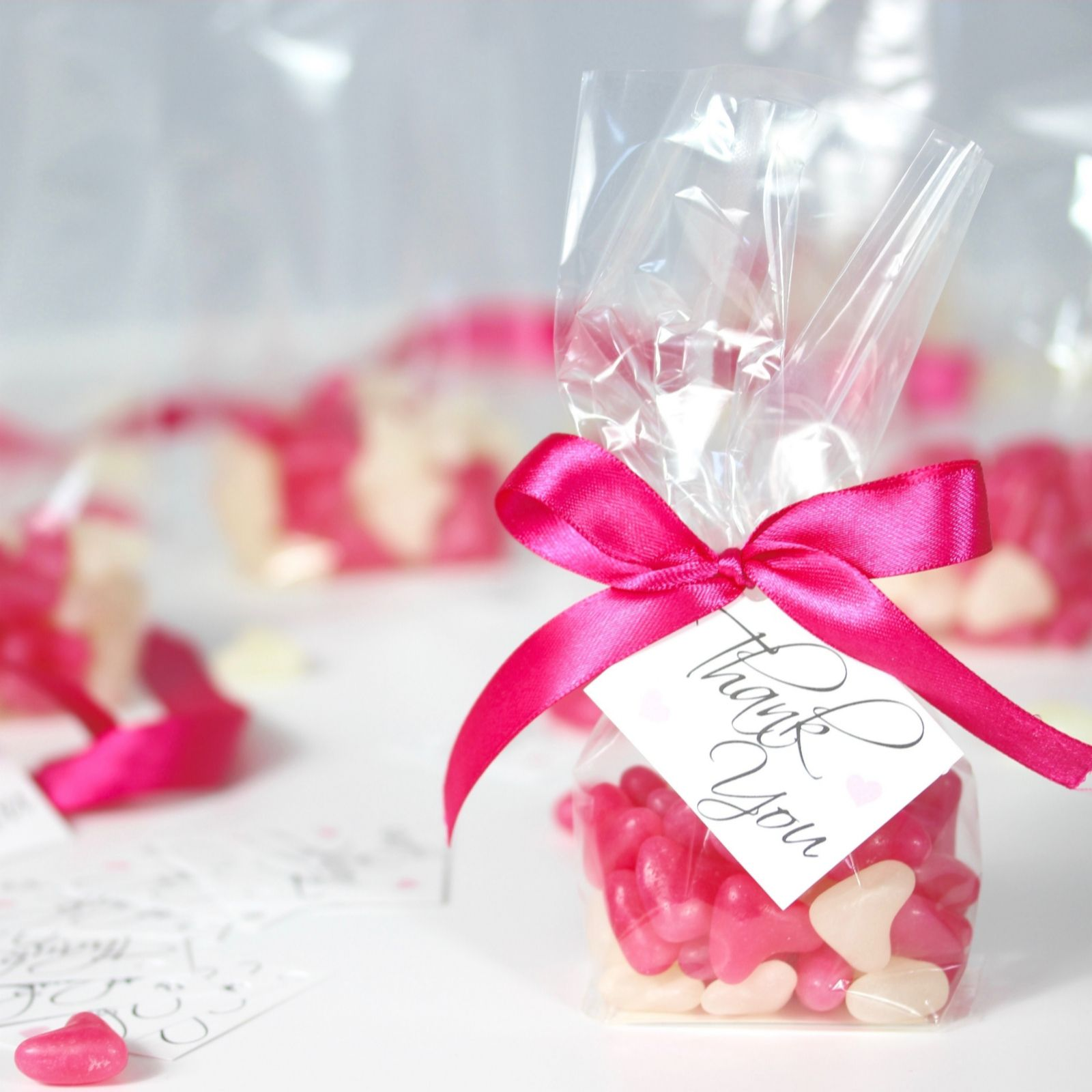 Calico Cottage Make Your Own Sweet Heart Wedding Favours - QVC UK