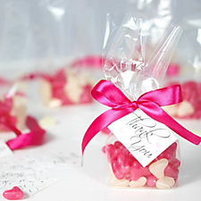 Calico Cottage Make Your Own Sweet Heart Wedding Favours