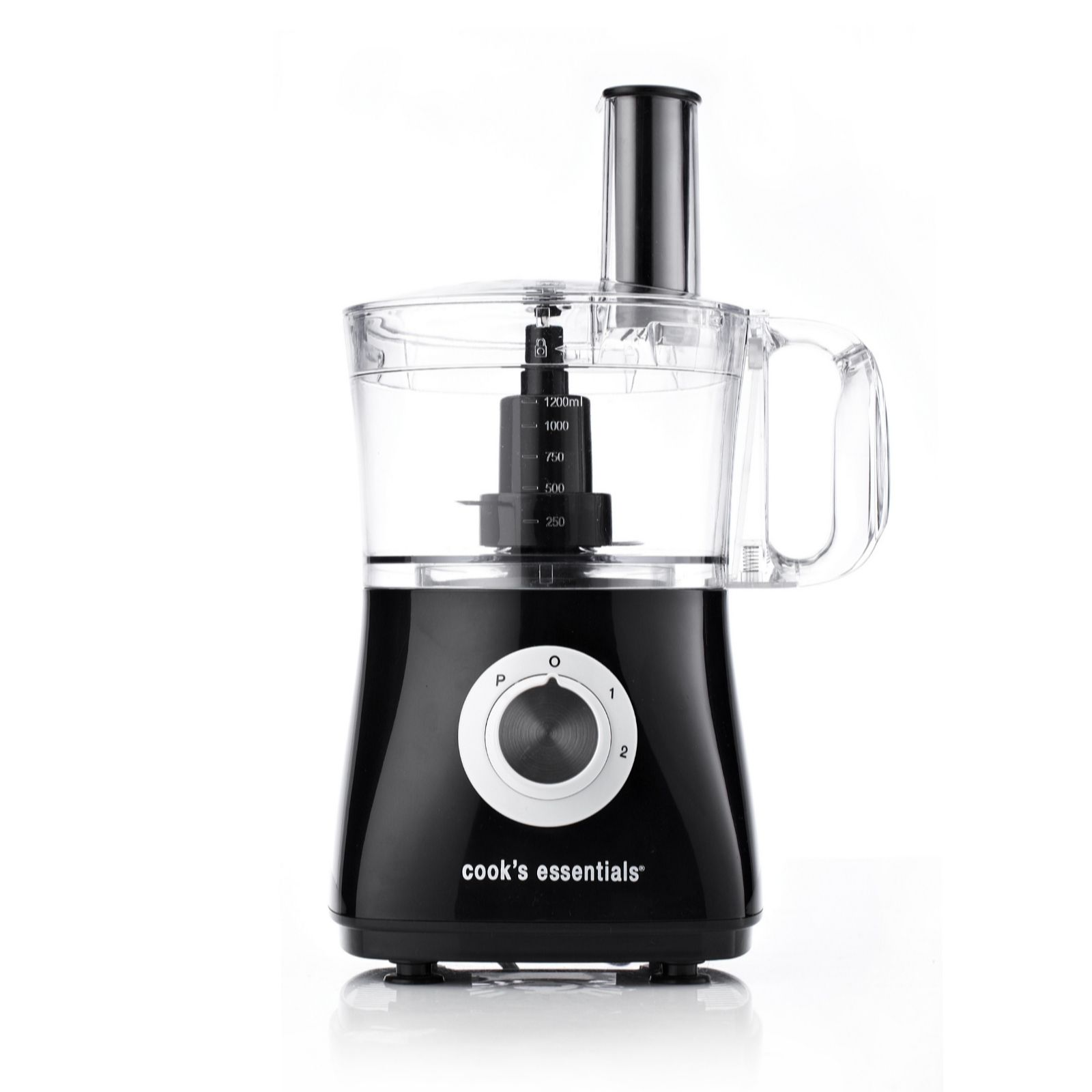 cook s essentials 8 piece electric compact food processor qvc uk