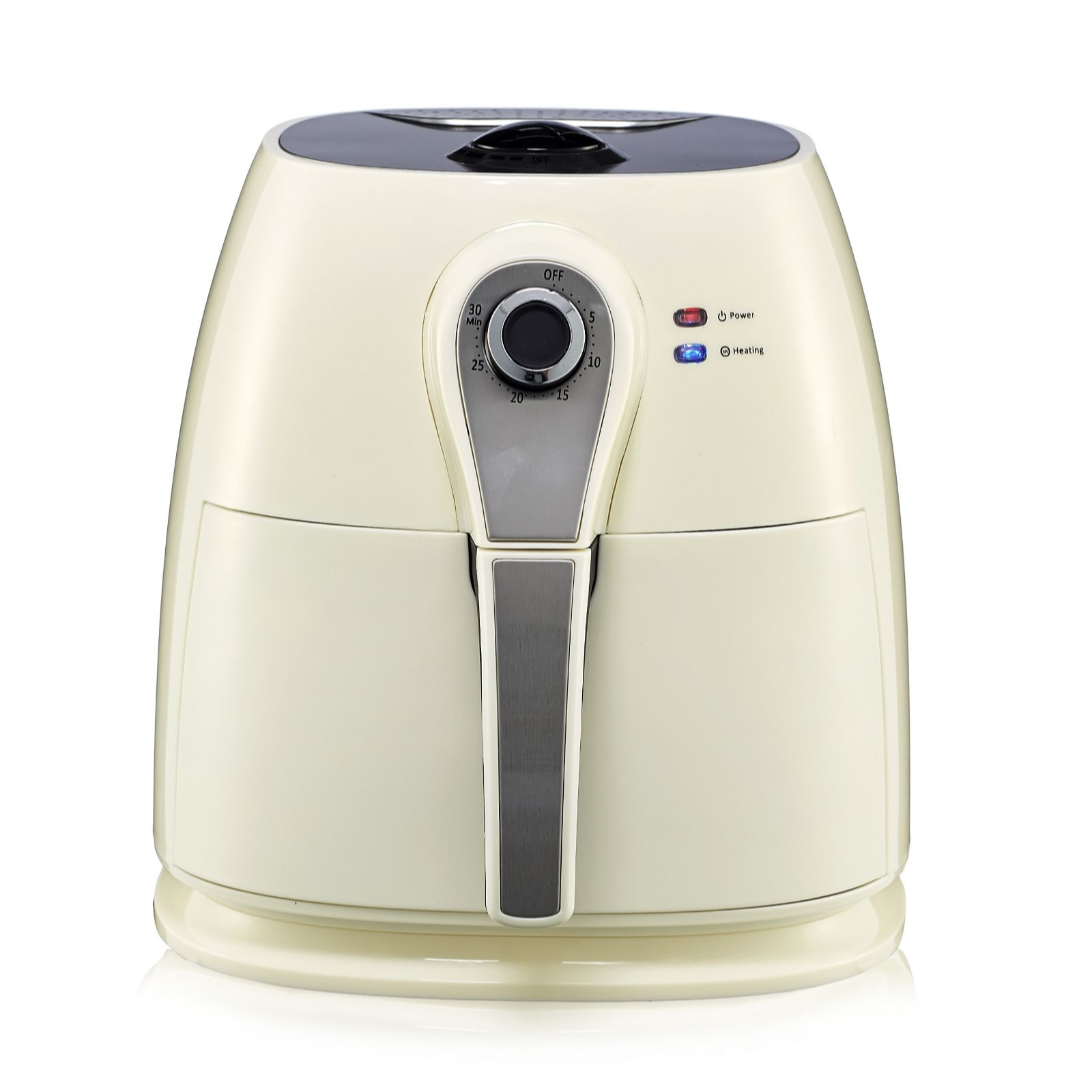 Cook S Essentials Air Fryer With Frying Basket Grill Rack Page 1