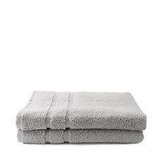 Silentnight 100% Cotton Zero Twist Set of 2 Hand Towel
