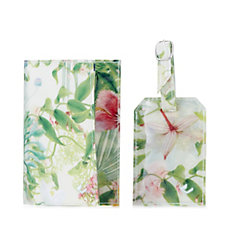 The Camouflage Company Passport Holder & Luggage Tag