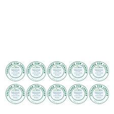 Ecoegg Set of 10 Fresher for Longer Discs