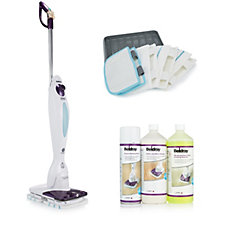 Beldray Sonic Cordless Hard Floor & Carpet Cleaner with Solution Kit