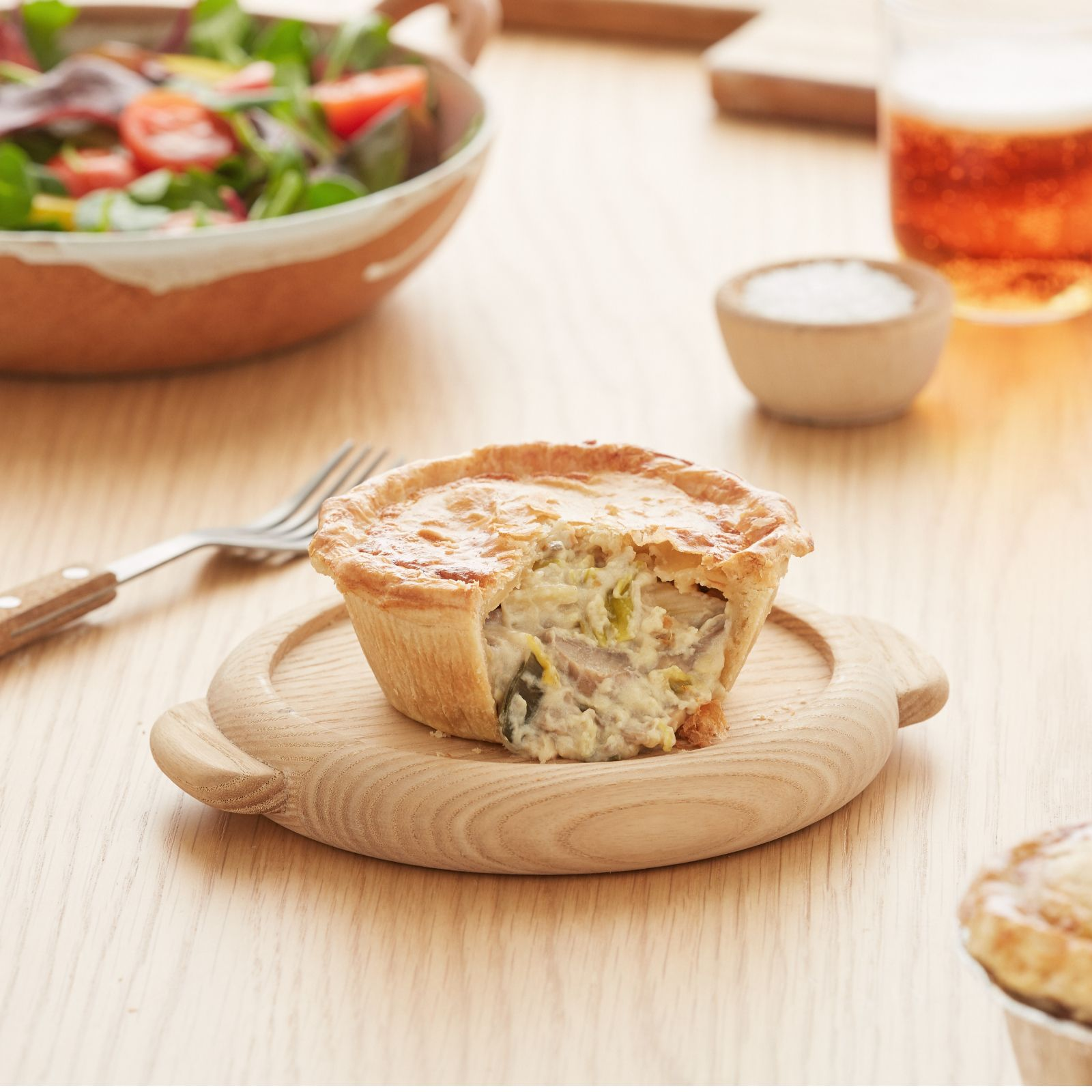 fe60e8dbac4a2 The Real Pie Company 12 Piece Meat Pie Selection - QVC UK