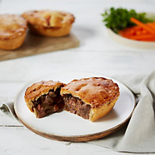 Chunk of Devon 8 Piece Great Steak Pies