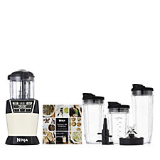 Nutri Ninja Duo NN100UK Auto IQ Blender & Chopper