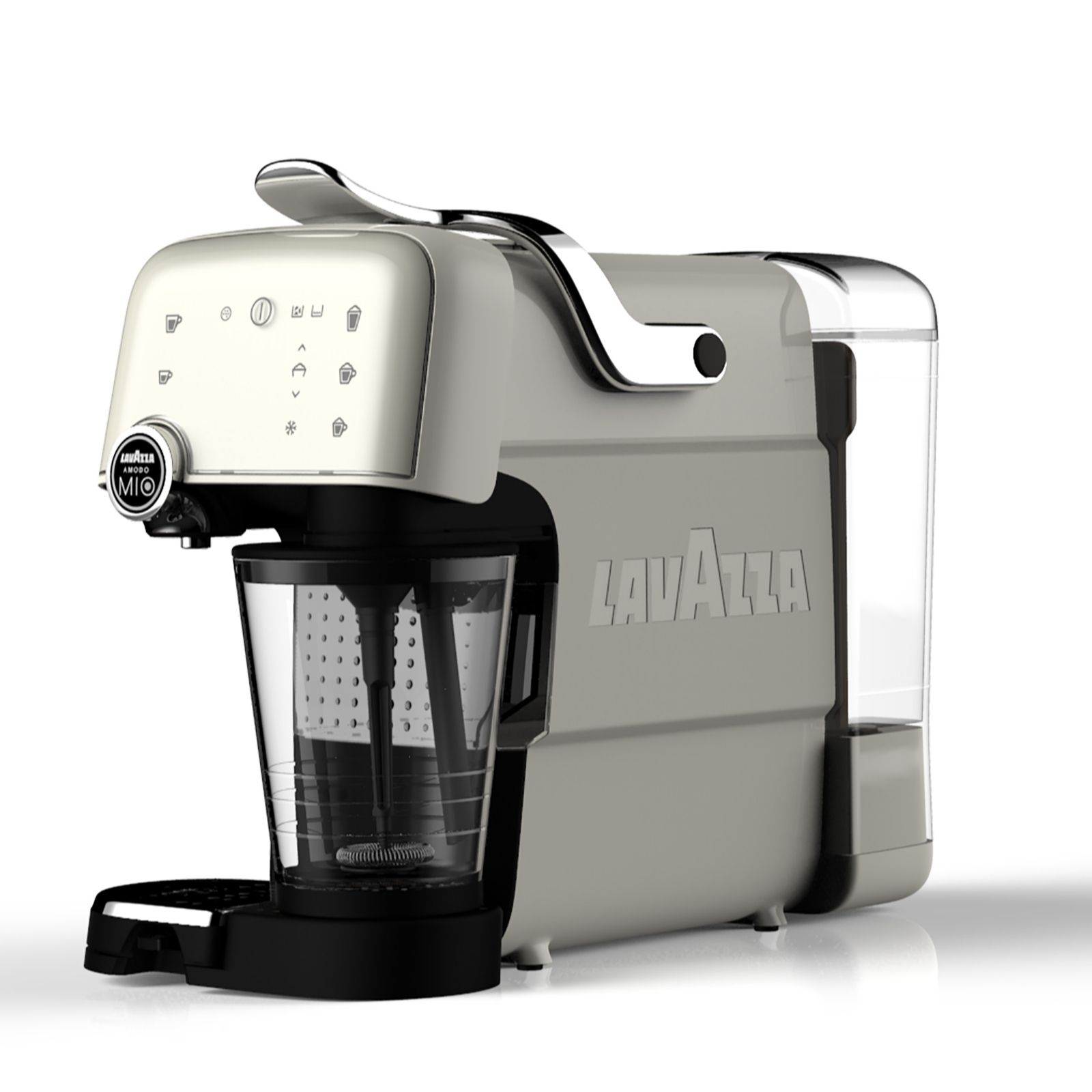 Lavazza Fantasia Coffee Machine With Built In Milk Frother Qvc Uk