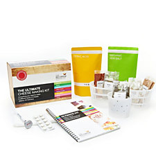 The Big Cheese Making Company The Ultimate Cheese Making Kit