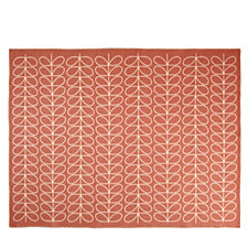 Orla Kiely Linear Stem Throw