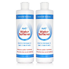 H2O Set of 2 Steam Mop Water Softeners
