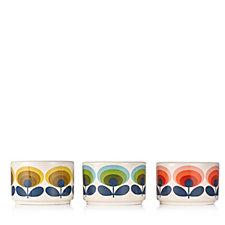 Orla Kiely 70s Flower Mini Bowls