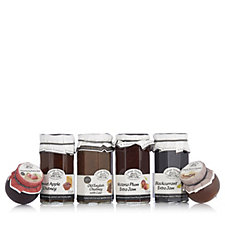 Cottage Delight Best of British 6 Piece Jams & Chutneys Selection
