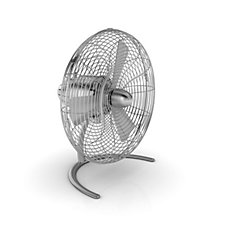 Stadler Form Charly Little 30cm Table Fan