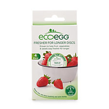 Ecoegg 4 Pack Fresher for Longer Discs