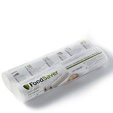 FoodSaver Pack of 2 28 x 5.5m Large Rolls