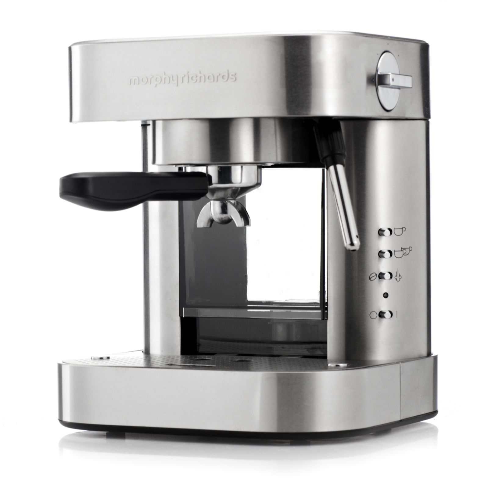 Morphy Richards Elipta 19 Bar Automatic Stainless Steel Coffee