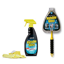 Invisible Glass 4 Piece Cleaning Kit