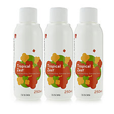 H2O Set of 3 250ml Bottle Steam Fragrances