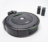 iRobot Roomba 685 Robotic Vacuum w/ 2 Dual Mode Virtual Walls - V35900