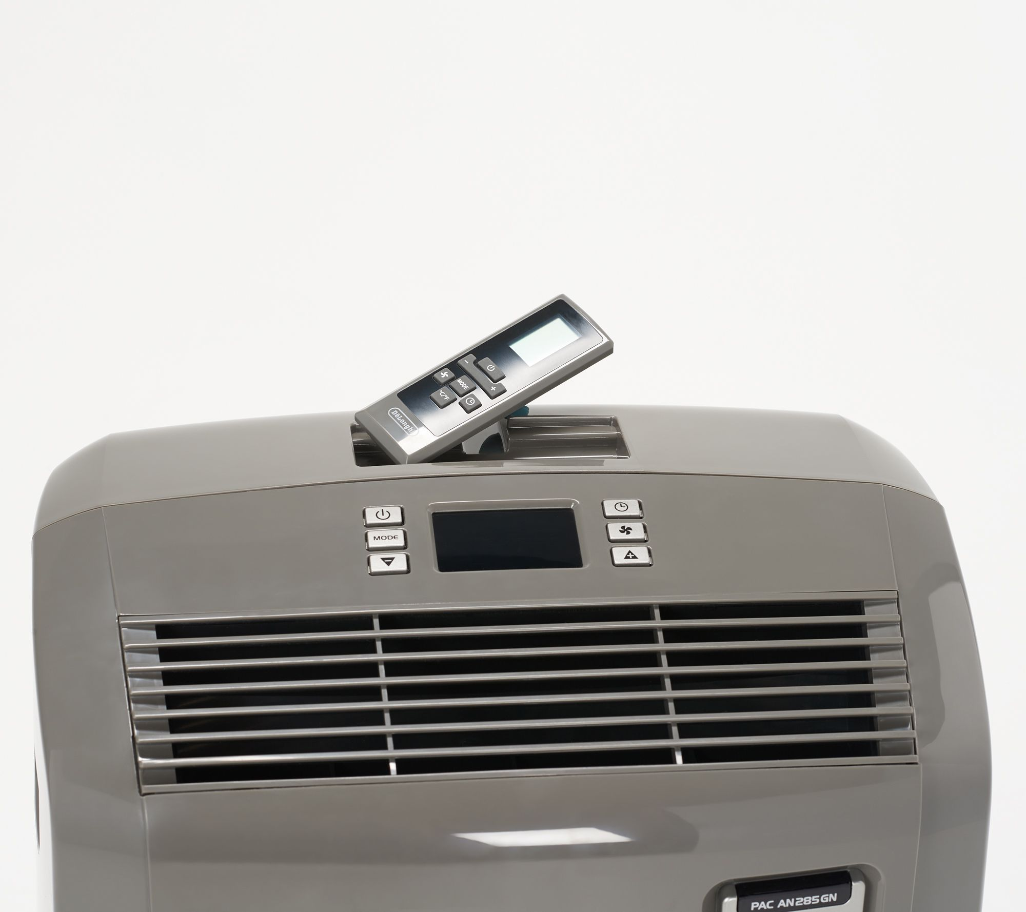 Delonghi 3 In 1 700 Sq Ft Portable Air Conditioner Qvc Com