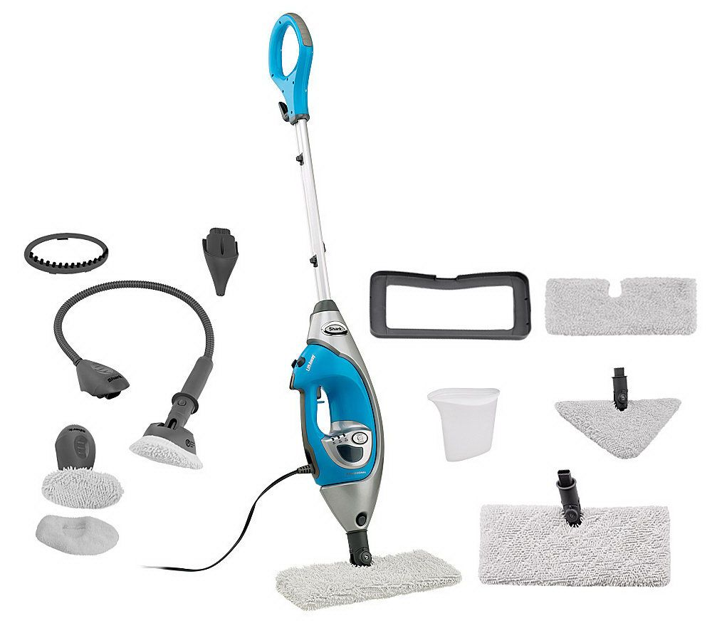 Shark Klik N Flip Steam Pocket Mop Carpet Glider