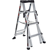 Little Giant SmartStep Multi-Purpose 6-in-1 Step Ladder - V34609