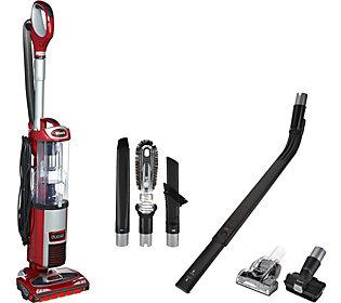 Shark DuoClean Slim Upright Vacuum & 6Attachments