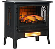 Duraflame Infragen Stove Heater with 3D Flame Effect - V35813