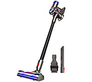 Dyson V8 Motorhead Cordfree Vacuum with Tools and HEPA Filtration - V36314
