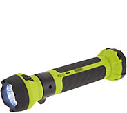 MobilePower Retractable LED Worklight w/ Swivel Head & USB Port - V35018