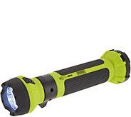 MobilePower Retractable LED Worklight w/ Swivel Head & USB Port - V35018