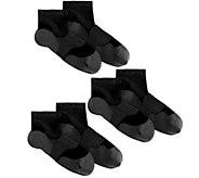 Tommie Copper Performance Mens Set of 3 Compression Socks - V35823