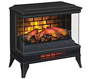Duraflame Infragen 3D Panoramic Stove Heater with Remote Control - V35925
