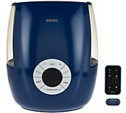 HoMedics Ultrasonic Warm & Cool Mist Humidifier with Remote - V34326