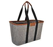 SnapBasket Luxe Collection Collapsible Multi-Purpose Tote - V35430