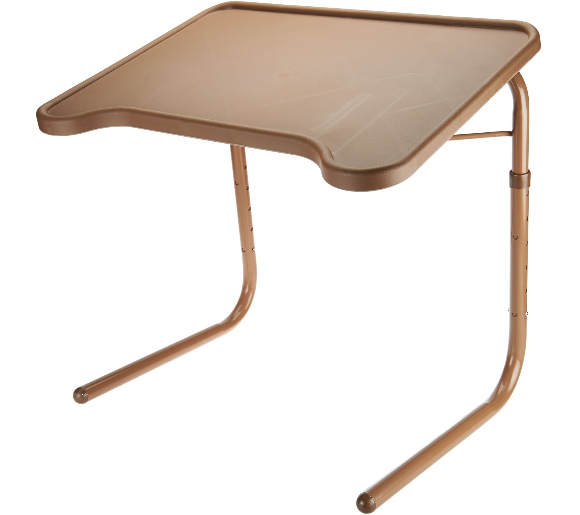Genial Table Mate Classic Multipurpose Adjustable Folding Table   Page 1 U2014 QVC.com