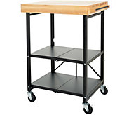 Pop-It Collapsible Multipurpose Cart with Wheels - V35837