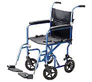 Carex Classics Mobility Wheel Transport Chair - V119641
