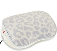 HoMedics 3D Shiatsu Heated Massage Pillow with Cover and Strap - V34241