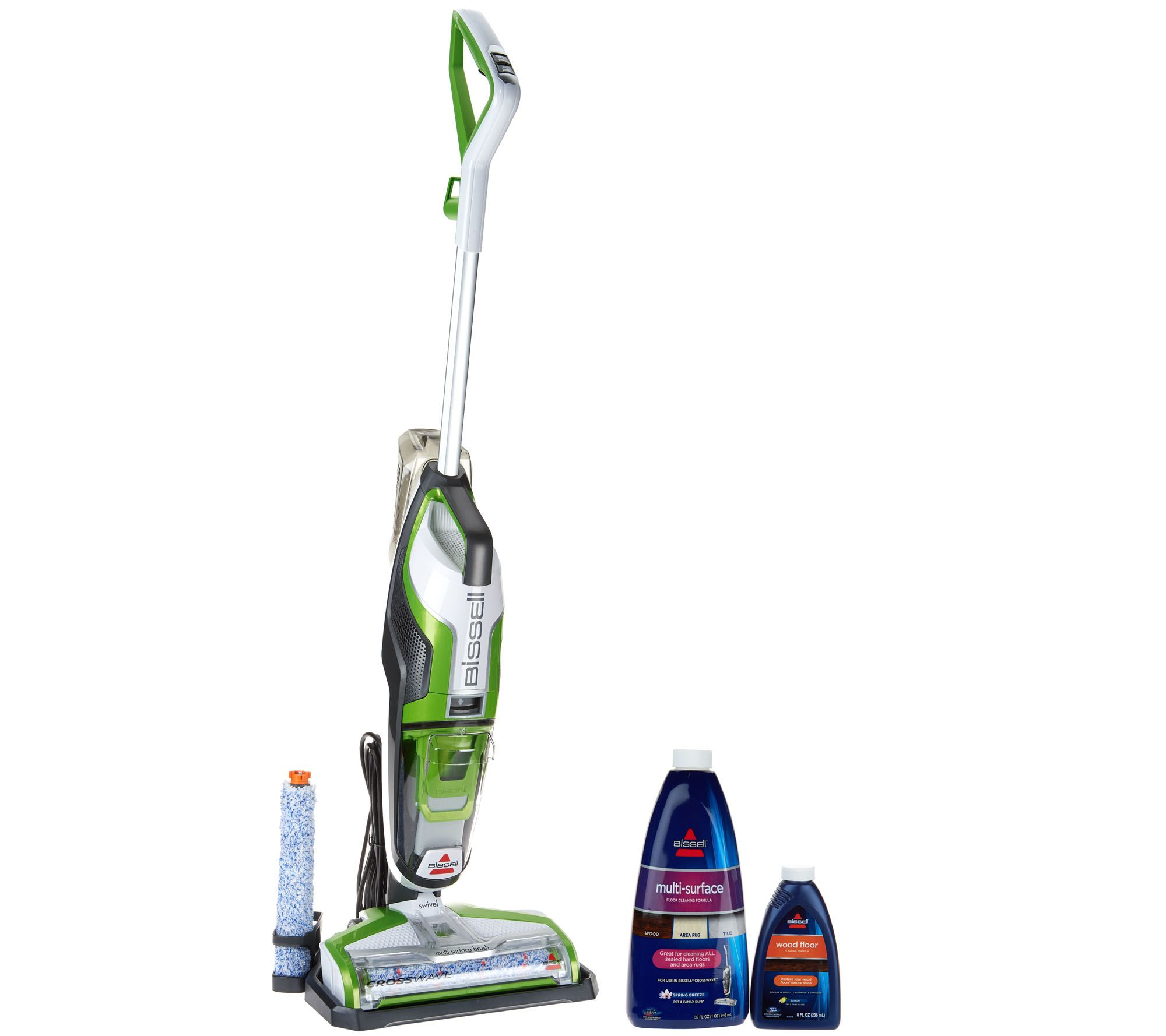 a sealed rugs p crosswave floor area floors multisurface hard cleaner clean bissell for formula spinwave cleaning