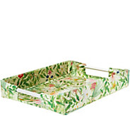 The Camouflage Company 19 Large Foldaway Tray with Handles - V35147
