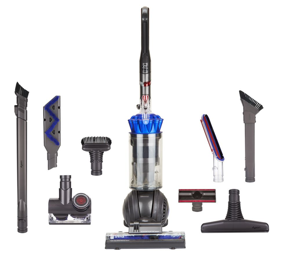Dyson Dc65 Animal Ball Upright Vacuum With 7 Attachments Qvc